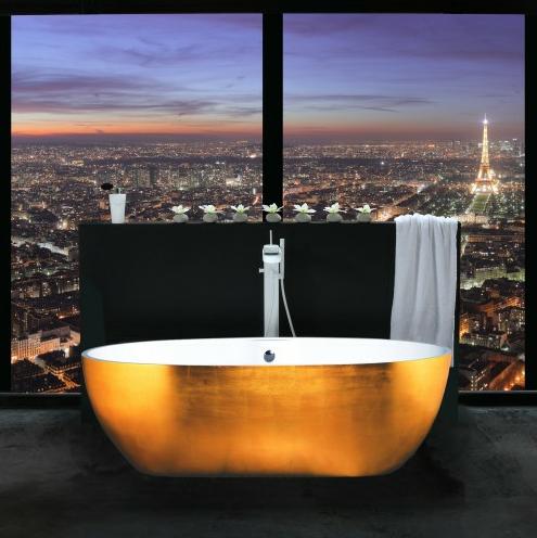 Diez baños que no dejan indiferente: aseos extravagantes, originales y con mucho estilo