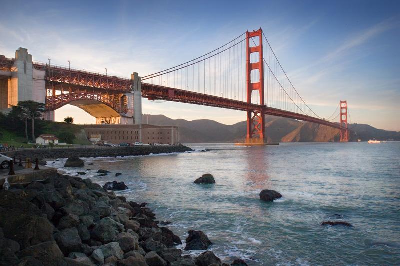 75 años de uno de los puentes más famosos del mundo: el Golden Gate de San Francisco