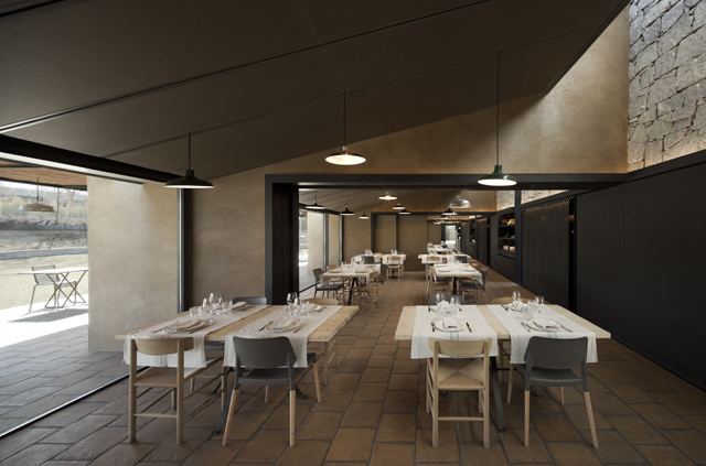 La elegancia de los peque os detalles restaurante Disenos de interiores para restaurantes