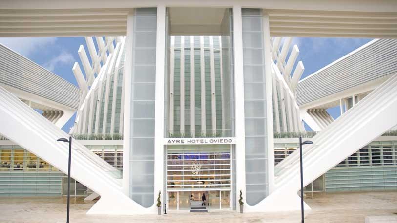 Aires de vanguardia en oviedo con los dise os de calatrava masqarquitecturamasqarquitectura - Arquitectos en oviedo ...