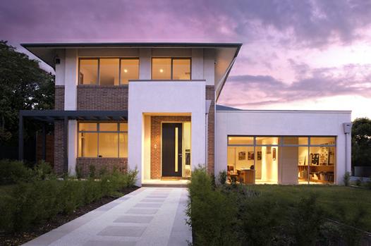 Planos de casas: estilo y elegancia en una lujosa mansión