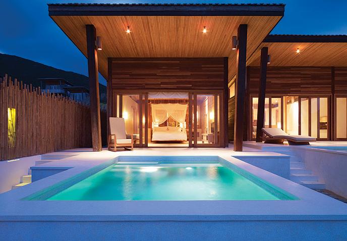 Hotel de lujo en Vietnam