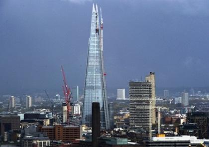 rascacielos más alto de europa