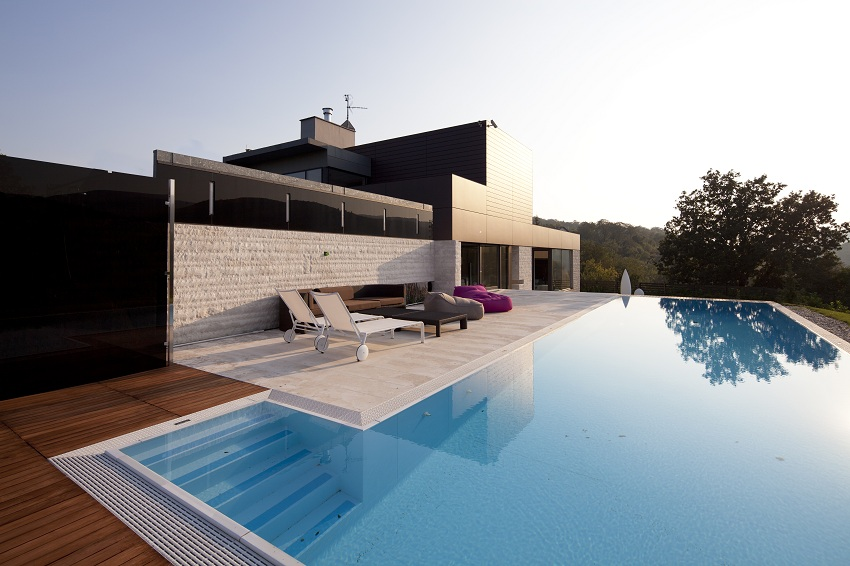 El efecto de las casas de lujo