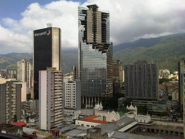 León de Oro de Arquitectura para el proyecto venezolano 'Torre David'