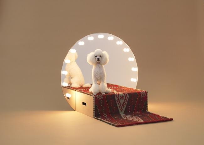 13 ideas de mobiliario para perros: Arquitectura para mascotas