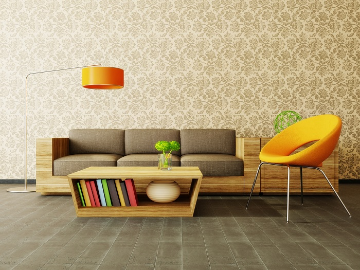El papel pintado vuelve con fuerza al mundo de la decoración