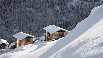 casita en suiza