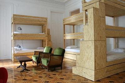 Hotel Room Bunk Beds