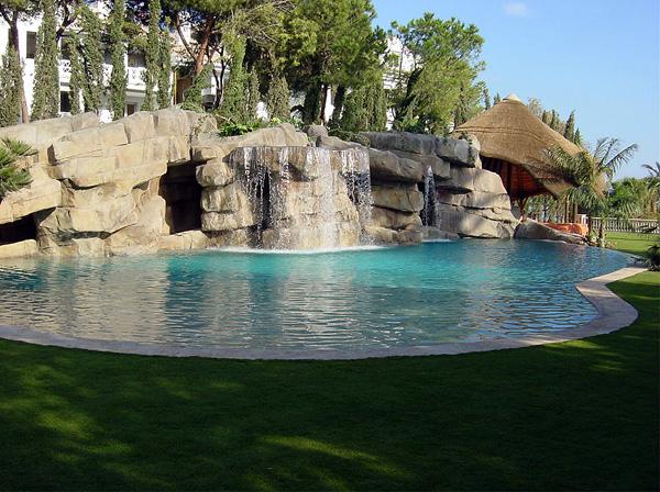 piscinas de lujo en marbella