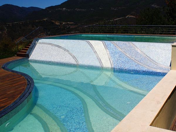 piscinas lujo