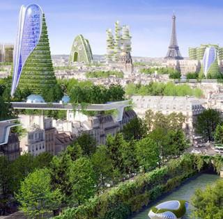 París y su proyecto de arquitectura sostenible: ¿Realidad o ficción?