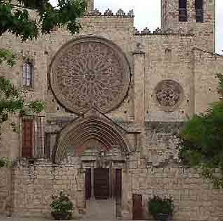 Historia del Monasterio de Sant Cugat