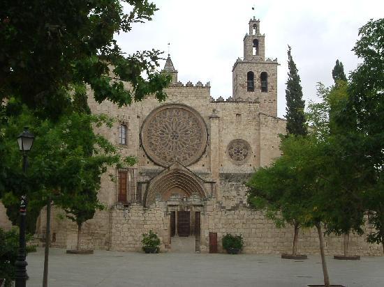 monasterio san cugat
