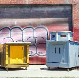 El arquitecto de las personas sin hogar